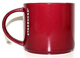 Starbucks Mulberry Stacking Mug 14 oz  - $16.95