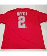 NWT Chicago Blackhawks Duncan Keith NHL Hockey Red Hanes Jersey T-Shirt ... - $14.30