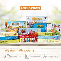 LogicRoots Number Counting, Sequencing and Addition Math Games and 6 Puzzles 53  image 3