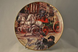 Franklin Mint Heirloom Collector Plate Horse-Dr... - $14.95