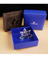 Beautiful Swarovski Jasmine flower - original box - Sweetheart gift - ga... - $95.00