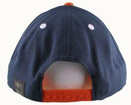 Flat Fitty New York On Top Navy Orange Wiz Khalifa Snapback Baseball Hat Cap NWT image 6