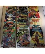 Teen Titans Spotlight #2 - 21 1986-88 VF/VF+ Condition DC Comic Book Lot... - $13.49