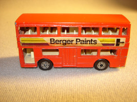 """Matchbox Superfast Collectible No. 17 """"The Londoner"""" Double Decker Bus -... - $34.95"""