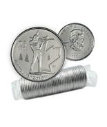 2007 Canadian 25¢ Vancouver 2010 Olympics: Biathlon Quarter Original Coi... - ₹2,208.05 INR