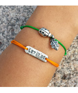 Let it be, the Beatles bracelet let it be, The Beatles, Beatles jewelry - $36.00