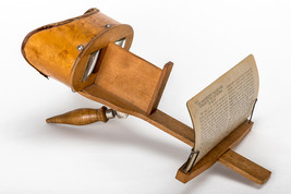 Vintage Perfecscope Stereoscope, with stereoview cards, underwood & unde... - $80.00