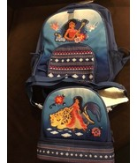 New Elena of Avalor School Backpack with Matching Insulated Lunch Tote w... - $51.72