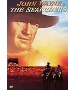 DVD The Searchers: John Wayne Jeffrey Hunter Vera Miles Natalie Wood War... - £5.42 GBP