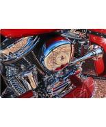 Harley-Davidson Panhead Motorcyle Metal Sign - $29.95