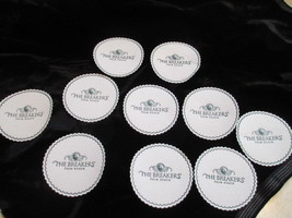 The Breakers Palm Beach Paper Coasters - $5.99