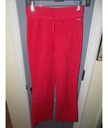 The Children's Place Fleece Pink Pants Size 14 Girl's EUC - $13.20