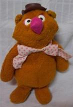 "Fisher-Price VINTAGE Muppets FOZZIE BEAR 13"" Plush STUFFED ANIMAL Toy - $49.50"