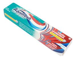 Aquafresh Cavity Protection Fluoride Toothpaste Cool Mint 3 oz Exp 02/2021 - $7.87