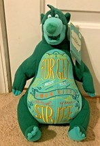 Disney Store Exclusive Wisdom Collection Baloo Plush March Limited Release - $49.99