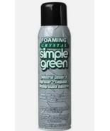Lote 2 Simple Green 0610001219010 Foam 20 Oz. Crystal Industrial Cleaner... - $19.79
