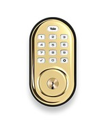 Yale Assure Lock with Z-Wave - Smart  Keypad Deadbolt - Works with Ring ... - $176.99