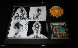 No Doubt Group Signed Framed 16x20 Tragic Kingdom CD & Photo Set  - $373.99