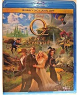 Disney Oz the Great and Powerful [Blu-ray + DVD] - $2.95