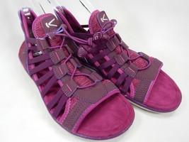 Keen Maya Gladiador Talla Eu 7M (B) 37.5 Mujer Sports Sandalias Púrpura ... - $30.17