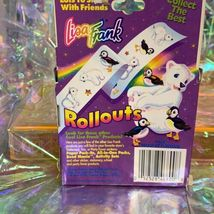 Vintage Lisa Frank Rollouts Excellent Condition 90s ROARY & The Puffin Bird Omg image 4