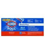 Clorox Pool & Spa Shock Plus 12 pk, 13 lbs - $39.99