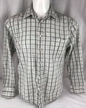 Oakley Casual Shirt true fit long sleeveless gray size L - $18.47