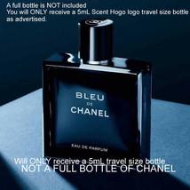 Chanel Bleu Men's Eau de Parfum 5mL travel size (not a large bottle) - $14.00