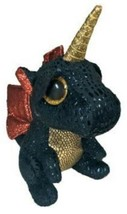 """Ty Beanie Boos GRINDAL the Dragon Small 6"""" Plush New with Tags - $9.89"""