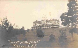 Forest Hills Hotel Franconia New Hampshire 1910s Real Photo postcard - $9.85