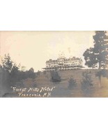 Forest Hills Hotel Franconia New Hampshire 1910s Real Photo postcard - £7.48 GBP