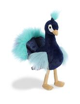 "Aurora World Plush Luxe Boutique 9"" Mora Peacock  - $13.84"
