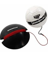 QuickPlay Replay Soccer Training Ball | Adjustable Bungee Elastic Traini... - $86.90