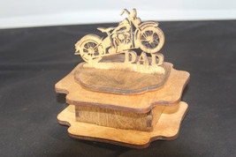 Motorcycle Music Box- - Personalized - $42.00
