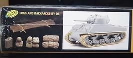 Cyber-Hobby 1/35 kit 9156  WW2 USA M4A3 Weld Hull Sherman Tank  w/bonus image 4