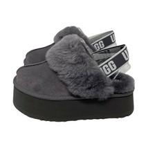 UGG Funkette Platform Sandal in Nightfall Gray Sz 7 US - $206.91
