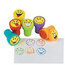 Goofy Smile Face Stampers image 1