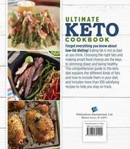 Ultimate Keto Cookbook by Publications International, LTD image 2