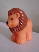 FISHER PRICE Little People Zoo Ark Lion - $1.97