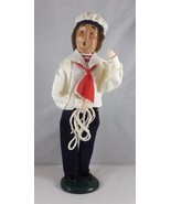 Byers' Choice The Carolers 1999 Navy Sailor Man - B6 - $47.49
