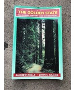 The Golden State California History and Government - $5.52