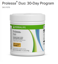 BRAND NEW Prolessa 30 DAY PROGRAM Fat Loss from Herbalife - $99.97