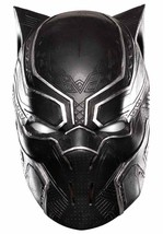 Black Panther Mask Captain America Civil War Halloween Adult Costume Accessory - $24.45