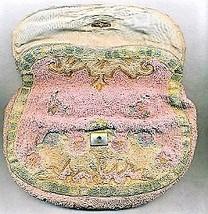 Vintage Beaded Bag - $25.00