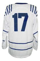Custom Name # Cleveland Barons Ahl Hockey Jersey 1950 New Any Size image 2