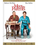 Meet the Parents (DVD, 2001, Widescreen Collectors Edition) - ₹644.69 INR