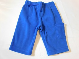 The Children's Place Baby Boy's Active Pants Fleece Blue Size Variations NWT - $13.35