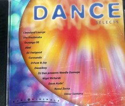 Dance Selects [Audio CD] Various - $3.99