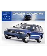 2002 Volvo V70 XC Ocean Race Edition brochure catalog sheet US 02 Cross ... - $10.00