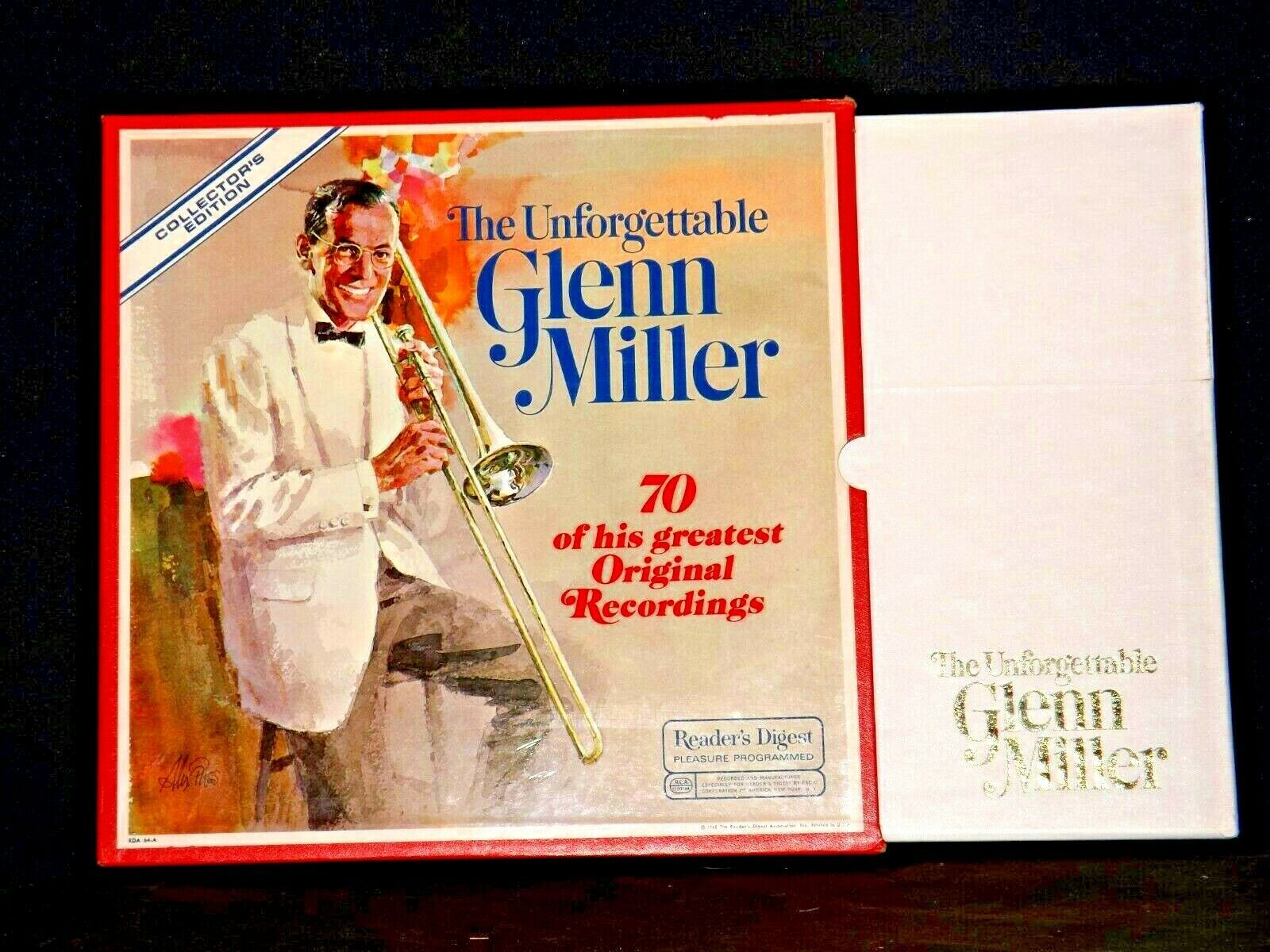 The Unforgettable Glenn Miller  Greatest Original Recordings AA-191747  Vintage